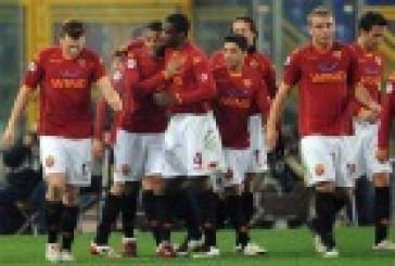 Рома первой вышла в четвертьфинал кубка Италии