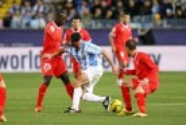 Севилья — Малага 0-2