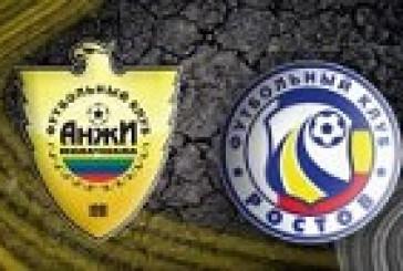 Анжи — Ростов 0-1. Обзор + видео голов