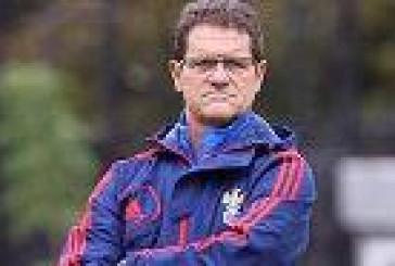 Капелло назвал футболистов, которые сыграют против Люксембурга и Израиля
