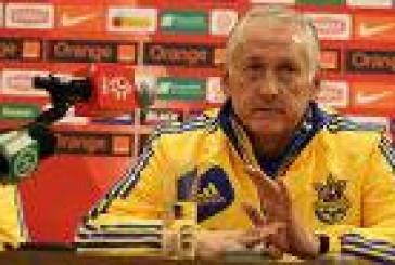 Фоменко назвал список футболистов сборной на матчи против Англии и Сан-Марино