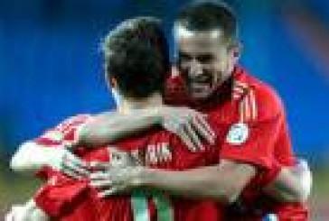 Россия — Люксембург 4-1. Обзор + видео голов