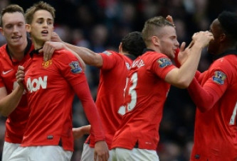 Сток Сити — Манчестер Юнайтед онлайн трансляция