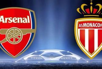 Арсенал — Монако онлайн трансляция
