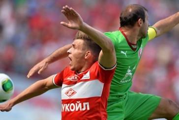 Спартак — Рубин 26 апреля онлайн трансляция