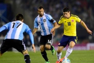 Аргентина переиграла Колумбию в серии пенальти