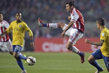 Парагвай оказался сильнее Бразилии в серии пенальти