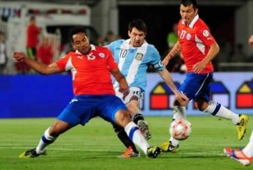 Чили — Аргентина онлайн трансляция