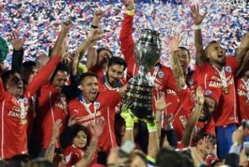 Сборная Чили выиграла Кубок Америки в серии пенальти