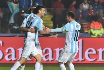Аргентина вышла в финал Копа Америка