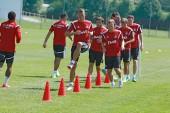 Локомотив продолжает сборы в Австрии. Фото 2 июля