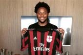 Официально: Луис Адриано перешел в Милан