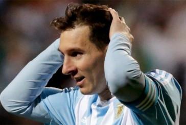 Месси временно уходит из сборной Аргентины