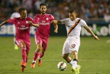 Реал Мадрид — Рома 18.07.2015 онлайн трансляция