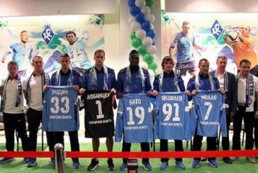 Крылья Советов представили новичков клуба