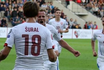 Чехия на выезде обыграла Латвию