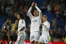 Леванте — Реал Мадрид 02.03.2016 онлайн трансляция