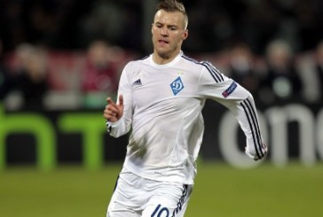 Ярмоленко продлил контракт с Динамо до 2020 года