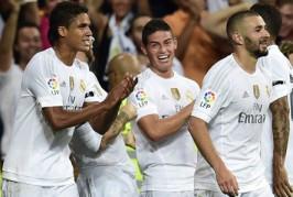 Реал Мадрид — Атлетико Мадрид 27.02.2016 онлайн