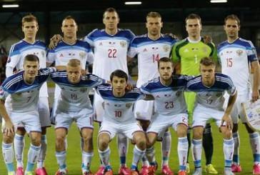 Россия — Черногория 12.10.2015 онлайн трансляция
