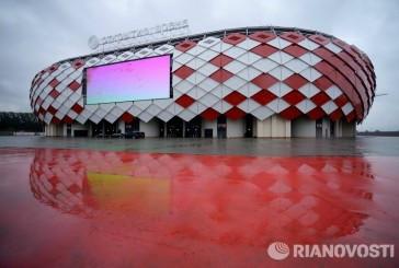 На матче Россия — Черногория ожидается более 40 000 болельщиков