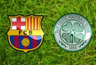 Барселона — Селтик 13.09.2016 онлайн трансляция