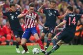 Бавария — Атлетико прямая трансляция 6 декабря 2016