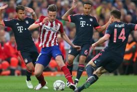 Бавария — Атлетико М прогноз на матч 06.12.2016