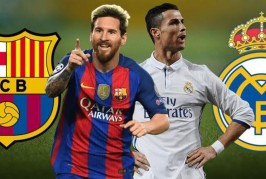 Барселона — Реал Мадрид 03.12.2016 онлайн трансляция