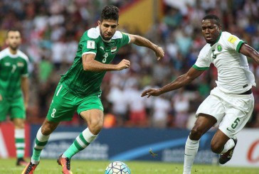 Саудовская Аравия — Ирак 28.03.2017 прогноз на матч