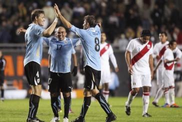 Перу – Уругвай 29.03.2017 прогноз на матч