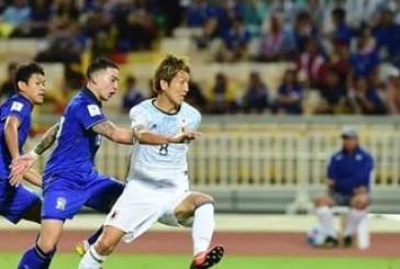Япония – Тайланд 28.03.2017 прогноз на матч