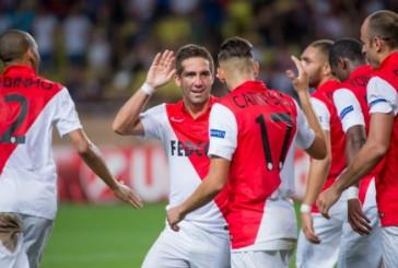 Монако повторно обыгрывает Боруссию