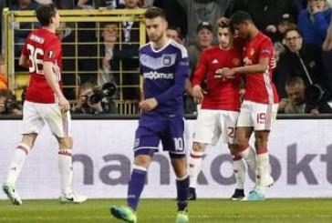 Манчестер Юнайтед — Андерлехт 20.04.2017 прогноз на матч