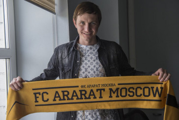 Павлюченко перешел в ФК Арарат