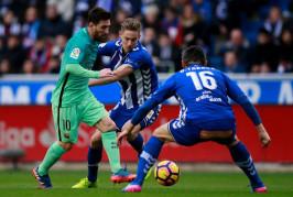 Барселона — Алавес 27.05.2017 прогноз на матч