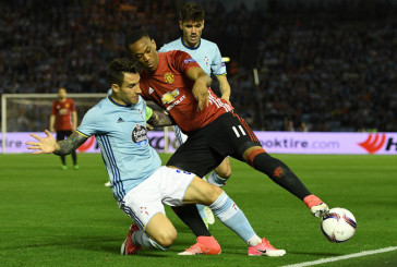 Манчестер Юнайтед — Сельта 11.05.2017 прогноз на матч
