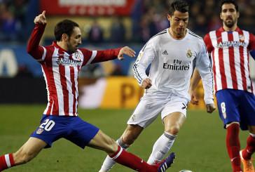 Реал крупно обыграл Атлетико в первом полуфинале Лиги чемпионов