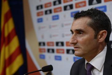 Вальверде стал «рулевым» каталонской Барселоны