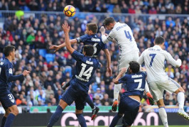 Малага — Реал Мадрид 21.05.2017 прогноз на матч