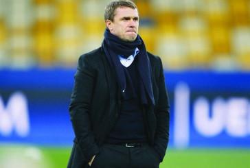 Ребров сообщил об уходе с поста главного тренера Динамо
