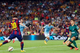 Барселона — Эйбар 21.05.2017 прогноз на матч