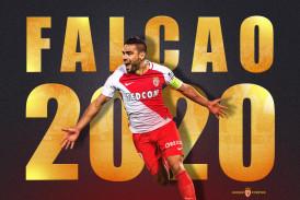Монако продлил контракт с Фалькао