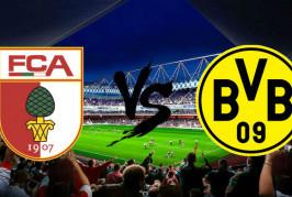 Аугсбург — Боруссия Д 30.09.2017 прогноз на матч