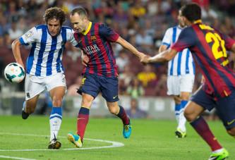 Реал Сосьедад – Барселона 14.01.2018 прогноз на матч