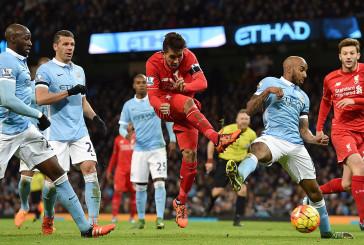 Ливерпуль – Манчестер Сити 14.01.2018 прогноз на матч