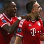 Манчестер Сити — Бавария 1-3. Видео голов