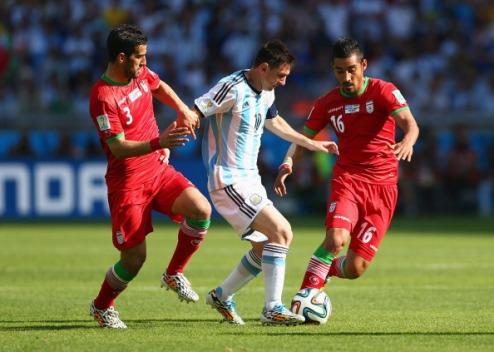 Аргентина Иран