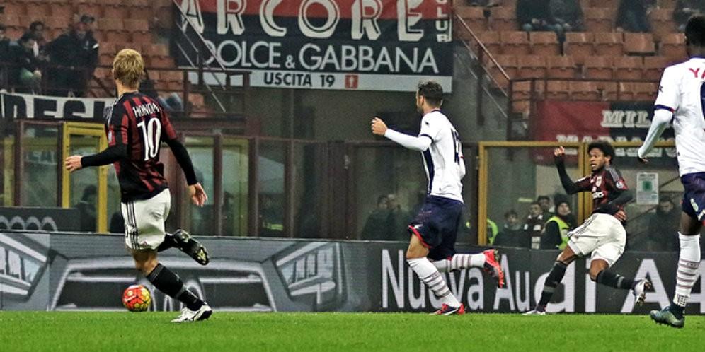 Кротоне - Милан.