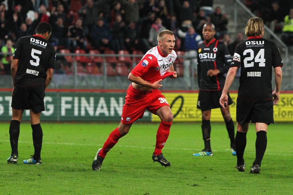 FC+Utrecht+v+SC+Excelsior+Rotterdam+Eredivisie+YxTFINhVNKix